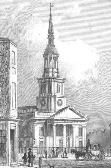 Shoreditch Church: Churches N